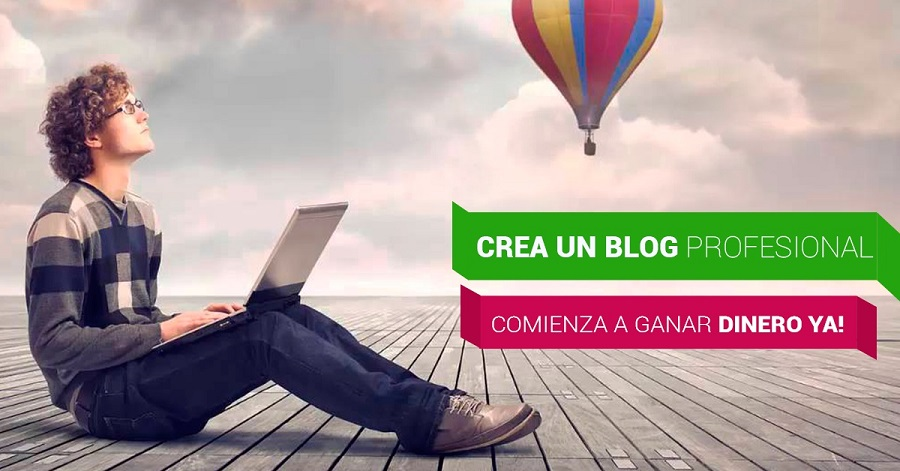 crear un blog profesional en wordpress